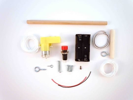 Automatic Rubber Band Blaster Kit Picture