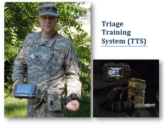 Triage Training System